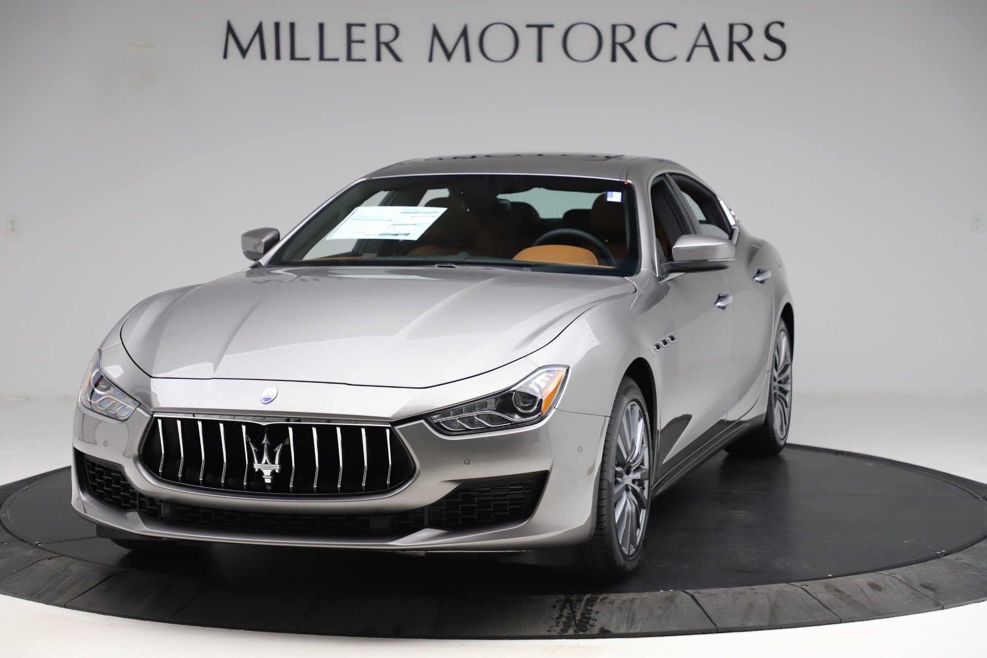 New 2020 Maserati Ghibli S Q4 for sale $79,985 at Alfa Romeo of Greenwich in Greenwich CT 06830 1