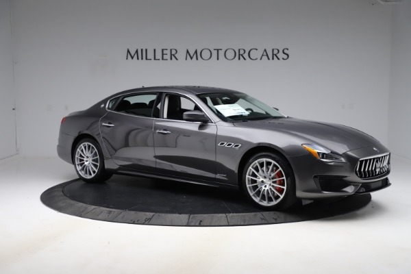 New 2020 Maserati Quattroporte S Q4 GranSport for sale $121,885 at Alfa Romeo of Greenwich in Greenwich CT 06830 10