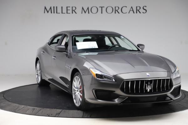 New 2020 Maserati Quattroporte S Q4 GranSport for sale $121,885 at Alfa Romeo of Greenwich in Greenwich CT 06830 11