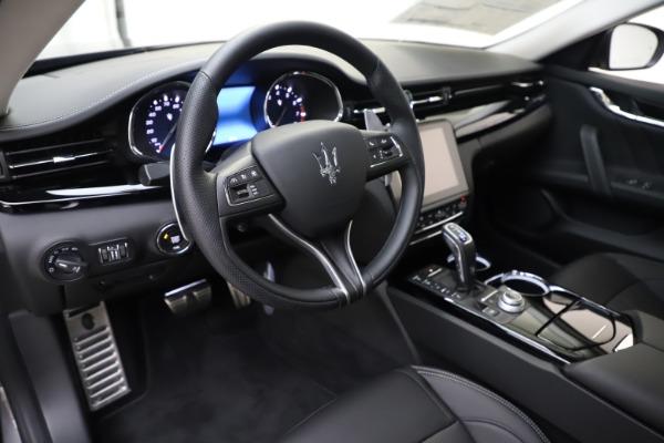 New 2020 Maserati Quattroporte S Q4 GranSport for sale $121,885 at Alfa Romeo of Greenwich in Greenwich CT 06830 13