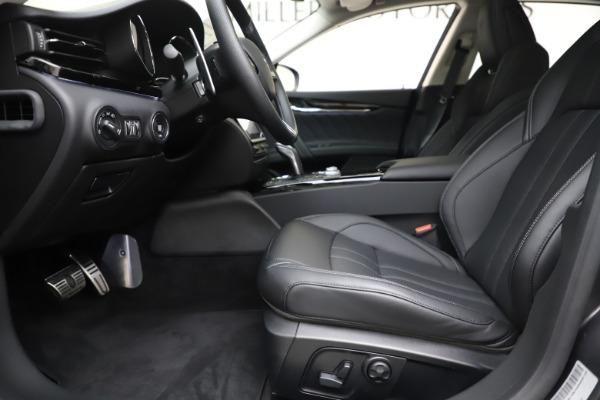 New 2020 Maserati Quattroporte S Q4 GranSport for sale $121,885 at Alfa Romeo of Greenwich in Greenwich CT 06830 14