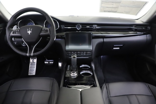 New 2020 Maserati Quattroporte S Q4 GranSport for sale $121,885 at Alfa Romeo of Greenwich in Greenwich CT 06830 16