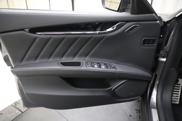 New 2020 Maserati Quattroporte S Q4 GranSport for sale $121,885 at Alfa Romeo of Greenwich in Greenwich CT 06830 17