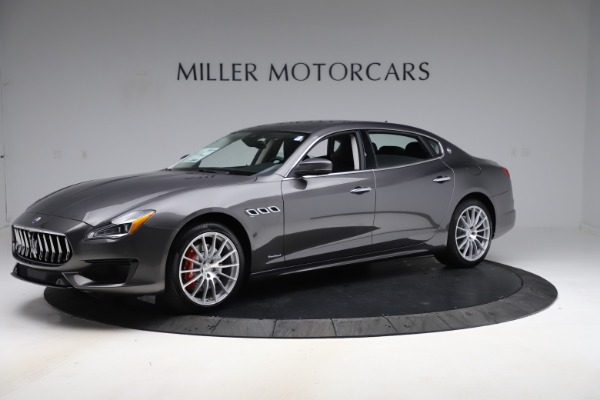 New 2020 Maserati Quattroporte S Q4 GranSport for sale $121,885 at Alfa Romeo of Greenwich in Greenwich CT 06830 2