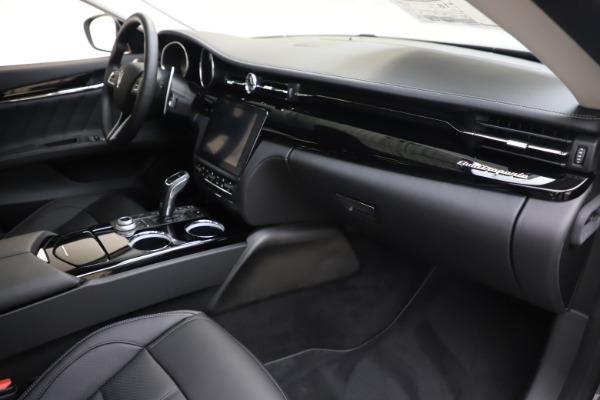 New 2020 Maserati Quattroporte S Q4 GranSport for sale $121,885 at Alfa Romeo of Greenwich in Greenwich CT 06830 21