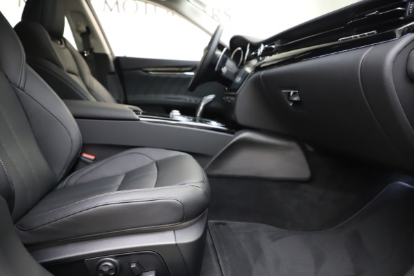 New 2020 Maserati Quattroporte S Q4 GranSport for sale $121,885 at Alfa Romeo of Greenwich in Greenwich CT 06830 22