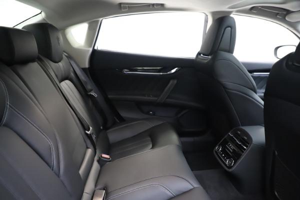 New 2020 Maserati Quattroporte S Q4 GranSport for sale $121,885 at Alfa Romeo of Greenwich in Greenwich CT 06830 25