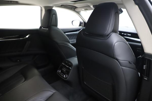 New 2020 Maserati Quattroporte S Q4 GranSport for sale $121,885 at Alfa Romeo of Greenwich in Greenwich CT 06830 26