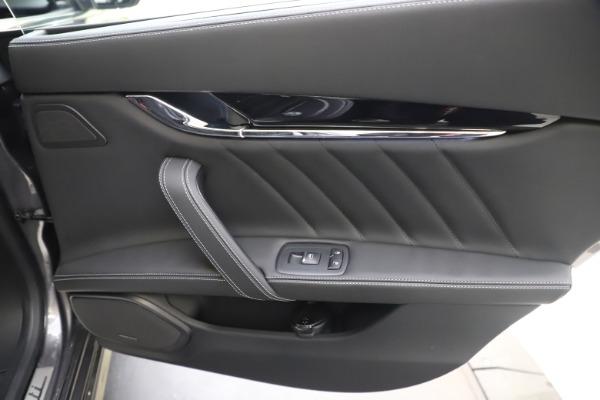 New 2020 Maserati Quattroporte S Q4 GranSport for sale $121,885 at Alfa Romeo of Greenwich in Greenwich CT 06830 27