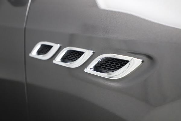 New 2020 Maserati Quattroporte S Q4 GranSport for sale $121,885 at Alfa Romeo of Greenwich in Greenwich CT 06830 28