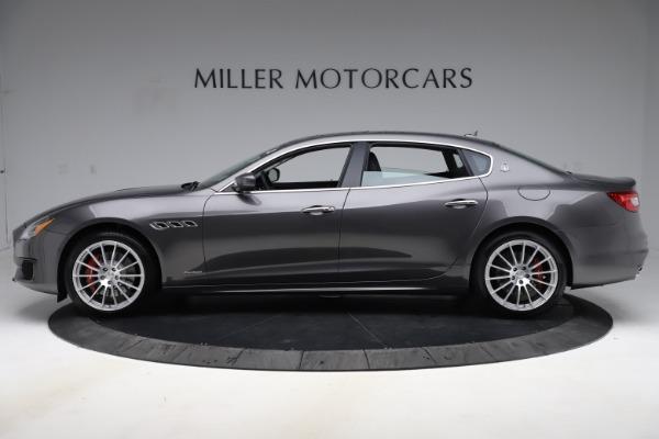 New 2020 Maserati Quattroporte S Q4 GranSport for sale $121,885 at Alfa Romeo of Greenwich in Greenwich CT 06830 3