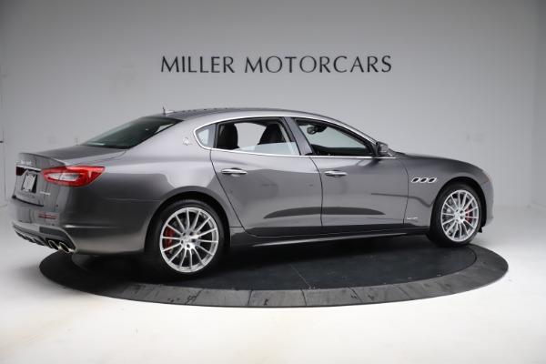 New 2020 Maserati Quattroporte S Q4 GranSport for sale $121,885 at Alfa Romeo of Greenwich in Greenwich CT 06830 8