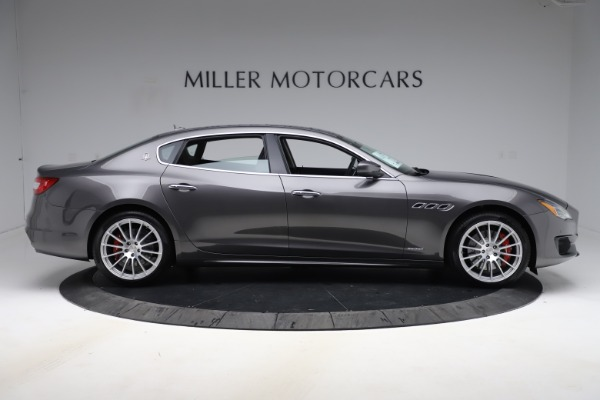 New 2020 Maserati Quattroporte S Q4 GranSport for sale $121,885 at Alfa Romeo of Greenwich in Greenwich CT 06830 9