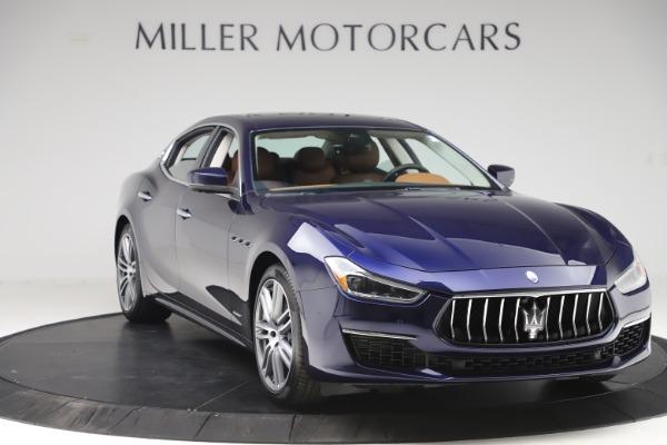 New 2020 Maserati Ghibli S Q4 GranLusso for sale $89,535 at Alfa Romeo of Greenwich in Greenwich CT 06830 11