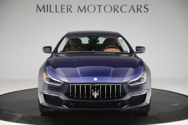 New 2020 Maserati Ghibli S Q4 GranLusso for sale $89,535 at Alfa Romeo of Greenwich in Greenwich CT 06830 12
