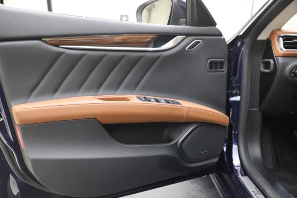 New 2020 Maserati Ghibli S Q4 GranLusso for sale $89,535 at Alfa Romeo of Greenwich in Greenwich CT 06830 17