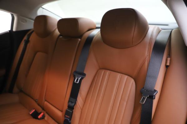New 2020 Maserati Ghibli S Q4 GranLusso for sale $89,535 at Alfa Romeo of Greenwich in Greenwich CT 06830 18