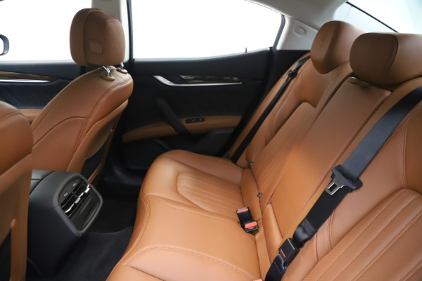 New 2020 Maserati Ghibli S Q4 GranLusso for sale $89,535 at Alfa Romeo of Greenwich in Greenwich CT 06830 19