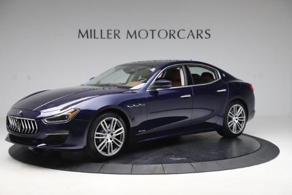 New 2020 Maserati Ghibli S Q4 GranLusso for sale $89,535 at Alfa Romeo of Greenwich in Greenwich CT 06830 2