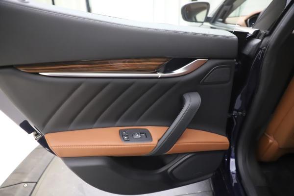 New 2020 Maserati Ghibli S Q4 GranLusso for sale $89,535 at Alfa Romeo of Greenwich in Greenwich CT 06830 21