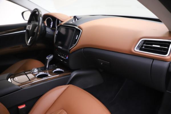 New 2020 Maserati Ghibli S Q4 GranLusso for sale $89,535 at Alfa Romeo of Greenwich in Greenwich CT 06830 22