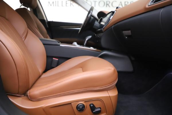 New 2020 Maserati Ghibli S Q4 GranLusso for sale $89,535 at Alfa Romeo of Greenwich in Greenwich CT 06830 23