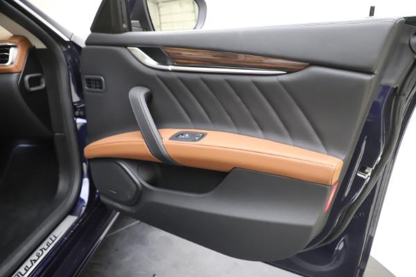 New 2020 Maserati Ghibli S Q4 GranLusso for sale $89,535 at Alfa Romeo of Greenwich in Greenwich CT 06830 25