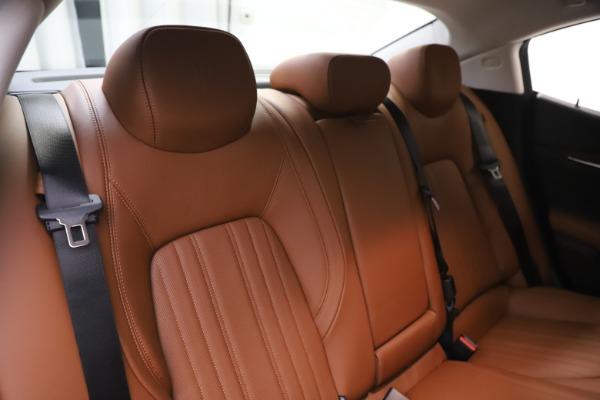 New 2020 Maserati Ghibli S Q4 GranLusso for sale $89,535 at Alfa Romeo of Greenwich in Greenwich CT 06830 26