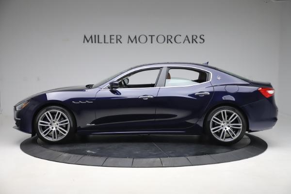 New 2020 Maserati Ghibli S Q4 GranLusso for sale $89,535 at Alfa Romeo of Greenwich in Greenwich CT 06830 3