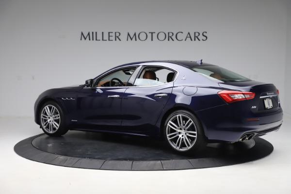 New 2020 Maserati Ghibli S Q4 GranLusso for sale $89,535 at Alfa Romeo of Greenwich in Greenwich CT 06830 4