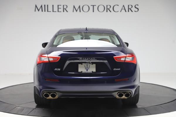 New 2020 Maserati Ghibli S Q4 GranLusso for sale $89,535 at Alfa Romeo of Greenwich in Greenwich CT 06830 6