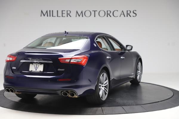 New 2020 Maserati Ghibli S Q4 GranLusso for sale $89,535 at Alfa Romeo of Greenwich in Greenwich CT 06830 7