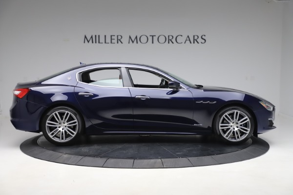 New 2020 Maserati Ghibli S Q4 GranLusso for sale $89,535 at Alfa Romeo of Greenwich in Greenwich CT 06830 9