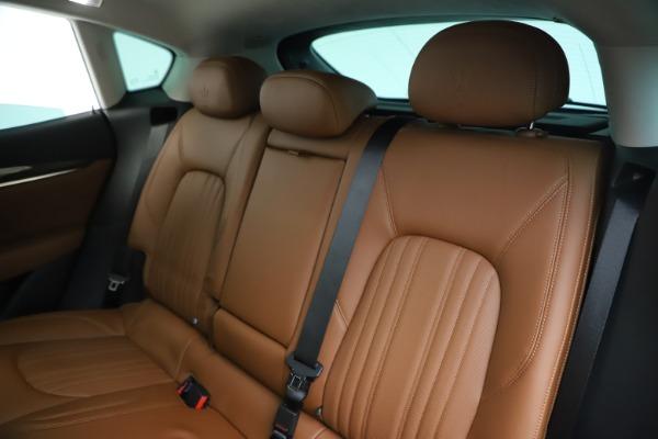 New 2020 Maserati Levante S Q4 GranLusso for sale $94,985 at Alfa Romeo of Greenwich in Greenwich CT 06830 18