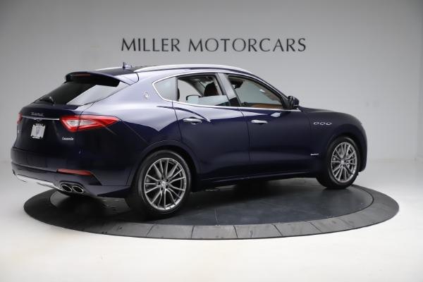 New 2020 Maserati Levante S Q4 GranLusso for sale $94,985 at Alfa Romeo of Greenwich in Greenwich CT 06830 8