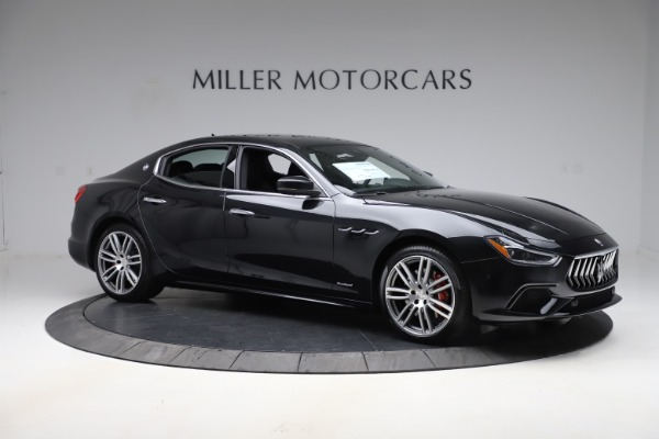 New 2020 Maserati Ghibli S Q4 GranSport for sale $90,285 at Alfa Romeo of Greenwich in Greenwich CT 06830 10