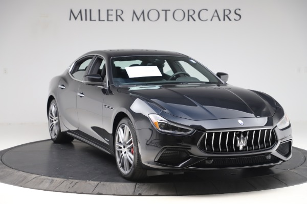 New 2020 Maserati Ghibli S Q4 GranSport for sale $90,285 at Alfa Romeo of Greenwich in Greenwich CT 06830 11