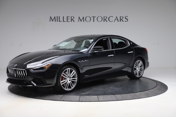 New 2020 Maserati Ghibli S Q4 GranSport for sale $90,285 at Alfa Romeo of Greenwich in Greenwich CT 06830 2