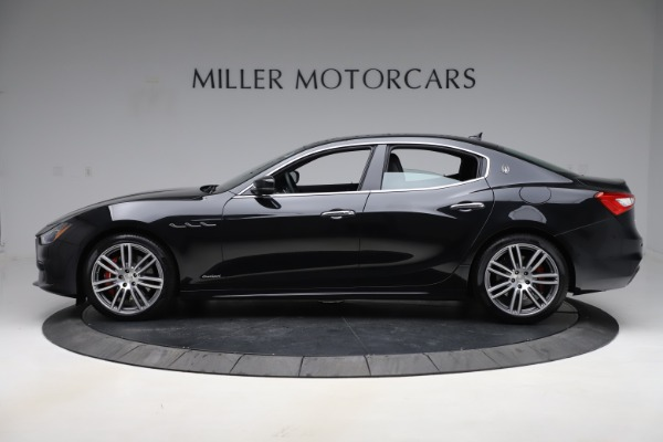 New 2020 Maserati Ghibli S Q4 GranSport for sale $90,285 at Alfa Romeo of Greenwich in Greenwich CT 06830 3