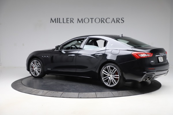 New 2020 Maserati Ghibli S Q4 GranSport for sale $90,285 at Alfa Romeo of Greenwich in Greenwich CT 06830 4