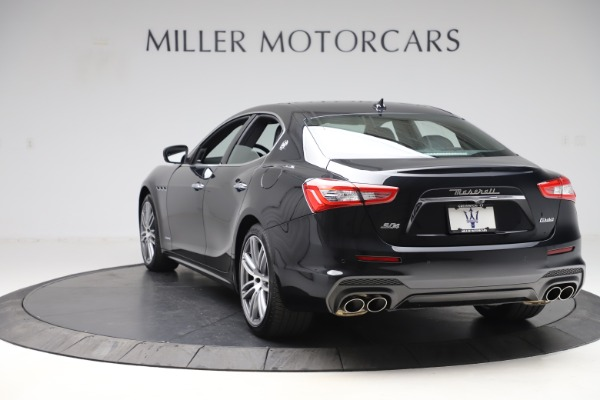 New 2020 Maserati Ghibli S Q4 GranSport for sale $90,285 at Alfa Romeo of Greenwich in Greenwich CT 06830 5