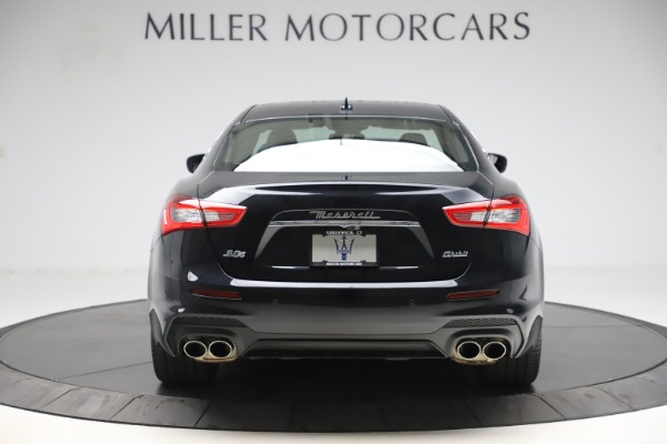 New 2020 Maserati Ghibli S Q4 GranSport for sale $90,285 at Alfa Romeo of Greenwich in Greenwich CT 06830 6