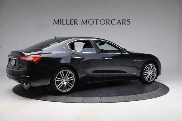 New 2020 Maserati Ghibli S Q4 GranSport for sale $90,285 at Alfa Romeo of Greenwich in Greenwich CT 06830 8