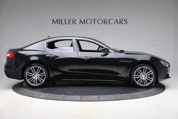 New 2020 Maserati Ghibli S Q4 GranSport for sale $90,285 at Alfa Romeo of Greenwich in Greenwich CT 06830 9