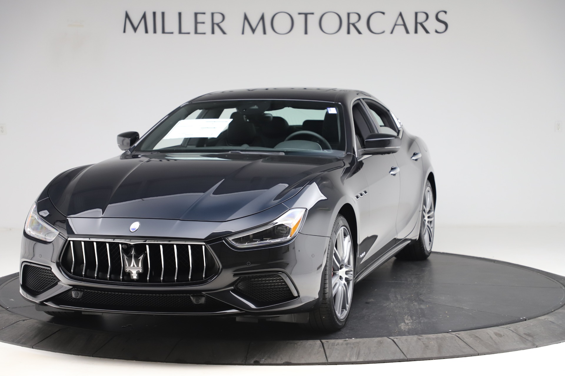 New 2020 Maserati Ghibli S Q4 GranSport for sale $90,285 at Alfa Romeo of Greenwich in Greenwich CT 06830 1