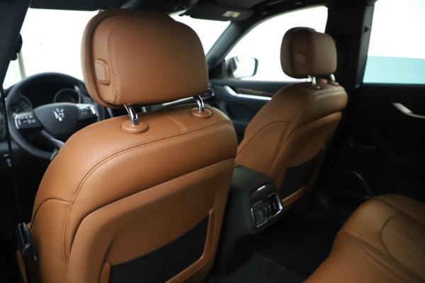 New 2020 Maserati Levante Q4 GranLusso for sale $84,985 at Alfa Romeo of Greenwich in Greenwich CT 06830 20