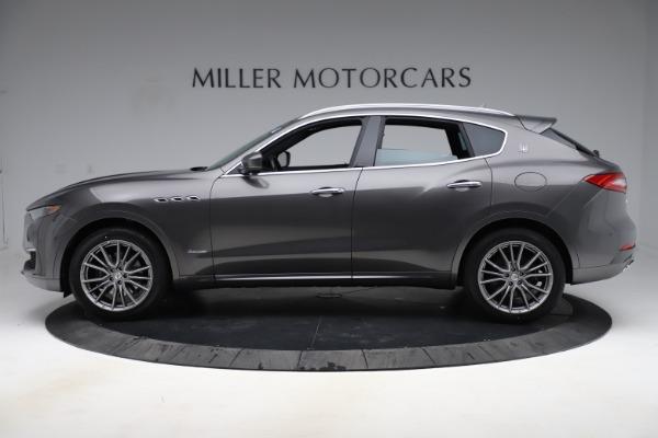 New 2020 Maserati Levante Q4 GranLusso for sale $84,985 at Alfa Romeo of Greenwich in Greenwich CT 06830 3