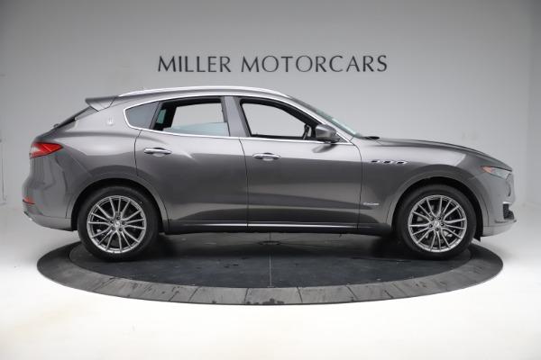 New 2020 Maserati Levante Q4 GranLusso for sale $84,985 at Alfa Romeo of Greenwich in Greenwich CT 06830 9