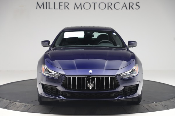 New 2019 Maserati Ghibli S Q4 for sale Sold at Alfa Romeo of Greenwich in Greenwich CT 06830 12