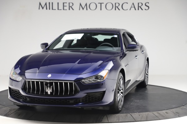 New 2019 Maserati Ghibli S Q4 for sale Sold at Alfa Romeo of Greenwich in Greenwich CT 06830 1
